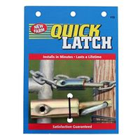New Farm WA Quick Latch Gate Latch