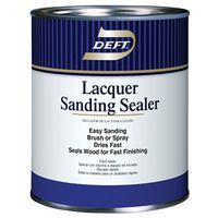 Deft 015-04 Lacquer Sanding Sealer