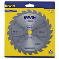 Irwin Classic 15130 Diamond Arbor Combination Circular Saw Blade