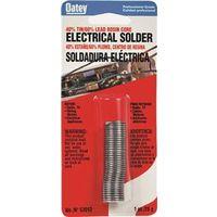 Oatey 53012 Rosin Leaded Core Solder