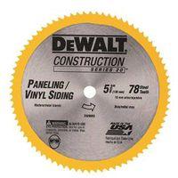 Dewalt DW9053 Circular Saw Blade