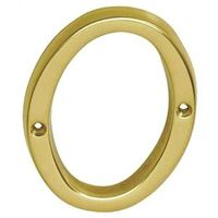 Schlage SC2-3006-605 #0 Classic Traditional House Number