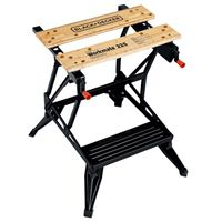 Workmate WM225 Work Bench With Clamp