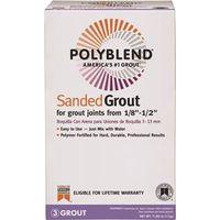 Polyblend PBG607-4 Sanded Tile Grout?