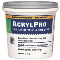 Custom Building ARL4000QT Acrylpro Ceramic Tile Mastic