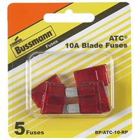 Bussmann ATC-10-RP Automotive Non-Time Delay Fast Acting Fuse
