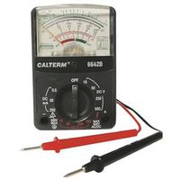 Calterm 66420 12-Range Analog Multimeter