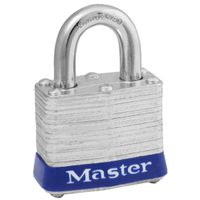 Master Lock 3UP Laminated Padlock