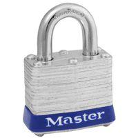 Master Lock 3UP Laminated Padlock