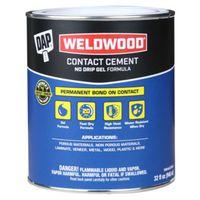 Dap 25312 Weldwood Contact Cement