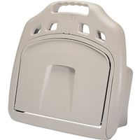 Ames ReelEasy Hose Hanger With Storage Bin