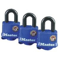 Master Lock 312TRI Weather Resistant Laminated Padlock
