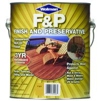 F&P 14416 Oil Based Wood Preservative