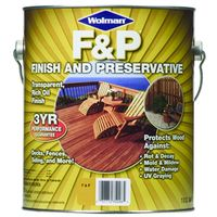 F&P 14396 Oil Based Wood Preservative