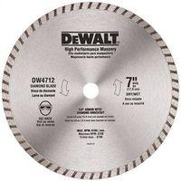 Dewalt DW4712 Extended Performance Segmented Rim Circular Saw Blade