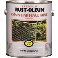 Rustoleum Oil Based Rust Preventive Fence Paint