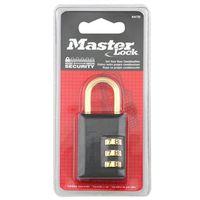 Master Lock 647D Compact Resettable Combination Padlock
