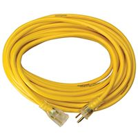 Yellow Jacket 2885 SJTW Extension Cord With Powerlite Indicator Plug