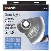 Coleman 169 Clamp Light