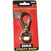 Baron C-251BT-3 Round Eye Swivel Quick Snap