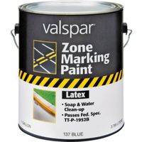 Valspar 135 Latex Zone Marking Paint