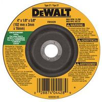 Dewalt DW4428 Type 27 Depressed Center Grinding Wheel