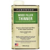 Eclectic Famowood Wood Filler Solvent