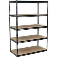 SHELVING BOLTLESS 48WX24DX72H