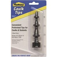 Homax 2406 Perfect Bead Caulk Tip Kits