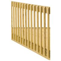 Universal Forest 106031 Square End Deck Baluster
