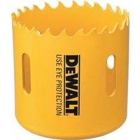 Dewalt Guaranteed Tough D180038 Bi-Metal Hole Saw