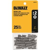 Dewalt DW2125 Reduced Tip Insert Bit