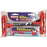 Eklind 53168 T-Loop Handle Hex Key Set