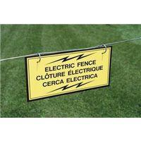 Fi-Shock A-12T Warning Sign