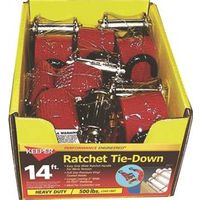 Keeper 05517 Ratchet Tie Down