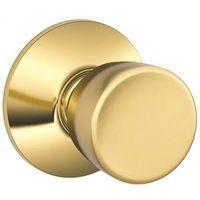 Schlage F10VBEL605 1-Piece Bell Passage Knob