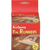 RUNNER GRIPPER WHITE 4IN X25FT