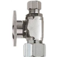 Plumb Pak PP20063LF 1/4 Turn Straight Shut-Off Valve