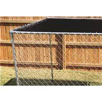 spsfence DKTB11010 Sun Block Kennel Top With Reinforced Grommets