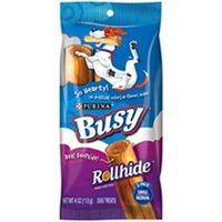 Nestle Purina 7000203080 Busy Rollhide Dog Treats