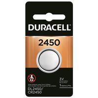 Duracell DL2450BPK Coin Cell Battery