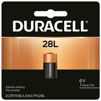 Duracell PX28LBPK Lithium Battery