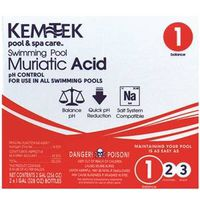 Kem-tek 26459047371 Pool Chemical