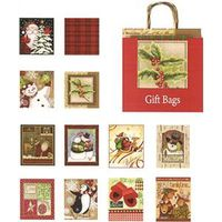 BAG GIFT KRAFT LARGE