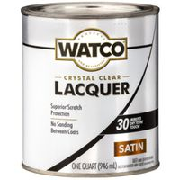 Rustoleum 63241 Watco Brushing Lacquer