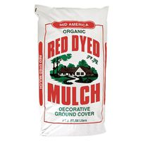 Ameriscape 33333 Dyed Mulch