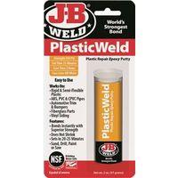 J-b Weld PlasticWeld KwikPlastic Epoxy Putty