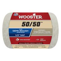 Wooster 50/50 Shed Resistant Paint Roller Cover
