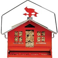 Perky Pet Squirrel-Be-Gone II 338GFCI Squirrel Proof Wild Bird Feeder
