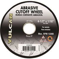 Vulcan 972840OR Cut-Off Wheel
